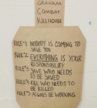 The 5 Commandments